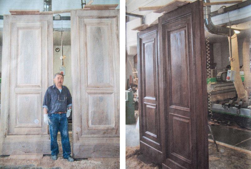 restauro infissi storici Modena
