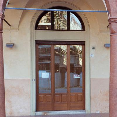 infissi in legno su misura Modena