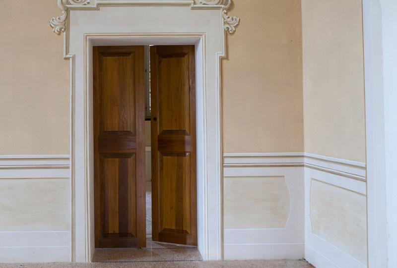 porta interna su disegno
