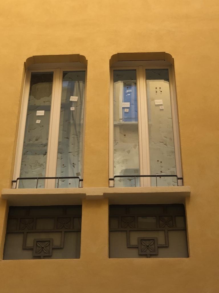 rifacimento di serramenti storici Modena