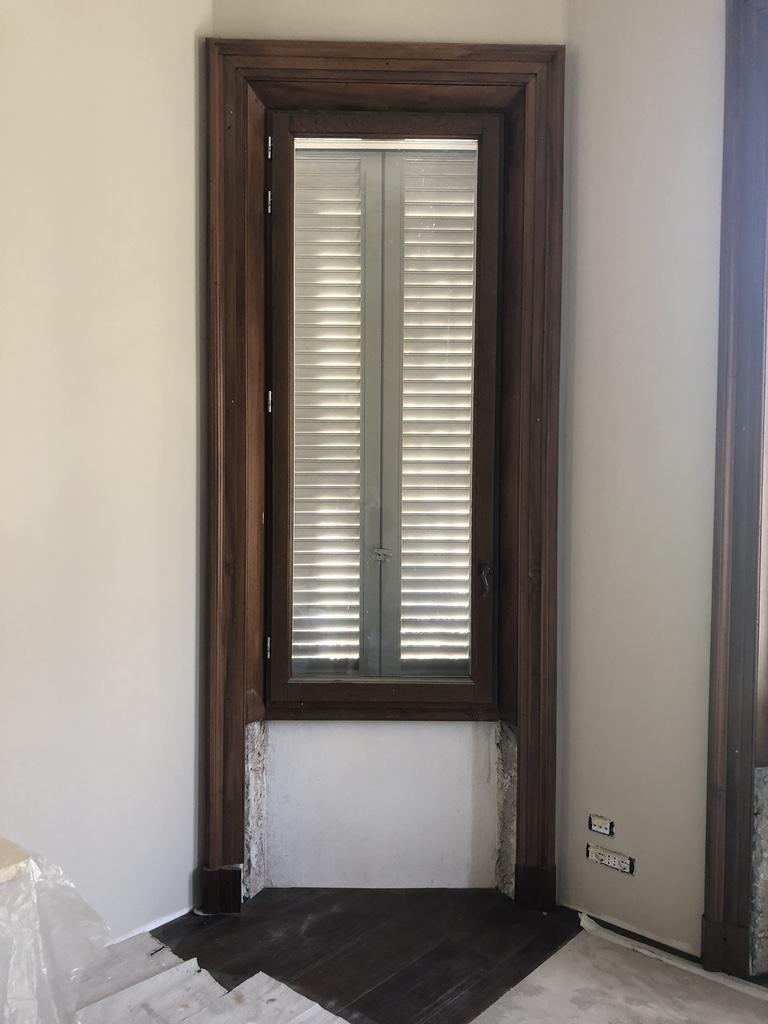 finestre per palazzi storici Modena
