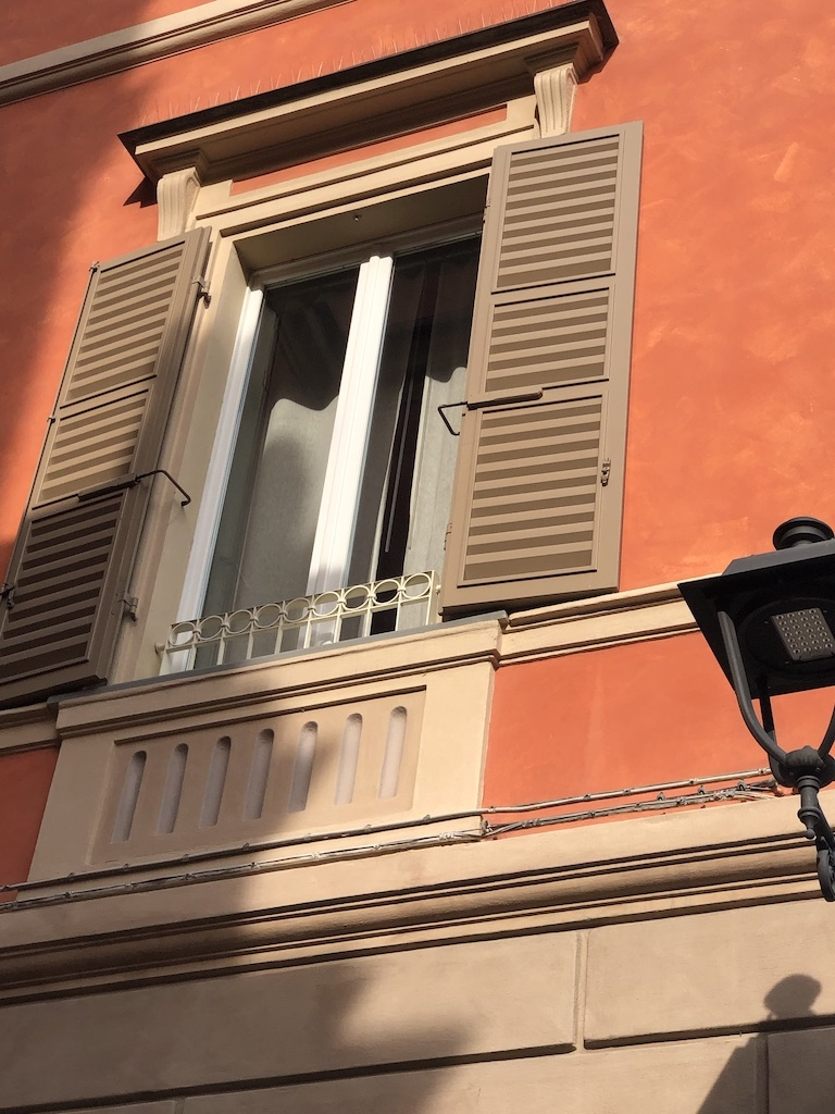 sostituzione infissi edifici storici Modena